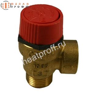 Предохранительный клапан Baxi 9950600