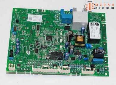 Электронная плата Baxi PCB B&P HAGC03 BX01