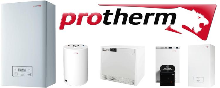 Обслуживание ремонт газовых котлов Protherm